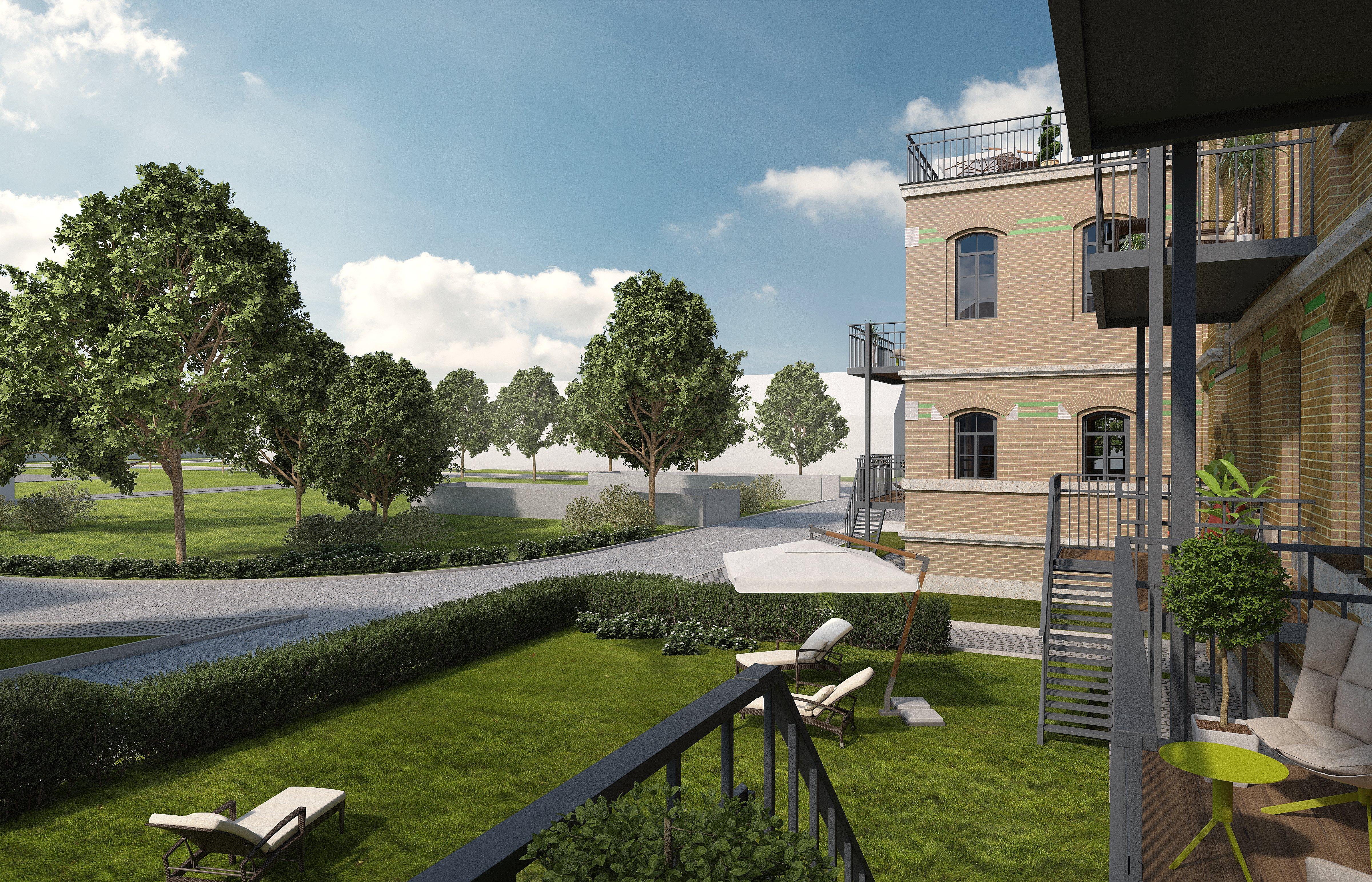 WH3-WE04 - 4-Raum-Wohnung mit großem Balkon